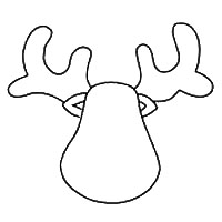 Reindeer Patterns and Templates