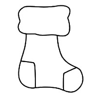 Christmas Stocking Patterns   For Crafts, Sewing, Templates