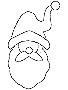Santa Claus Pattern