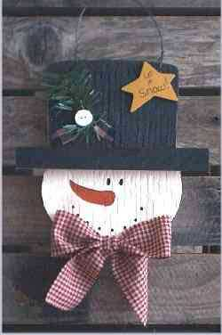 Wooden Craft Ideas Patterns on Snowman Christmas Crafts   Wood Snowball The Snowman Pattern