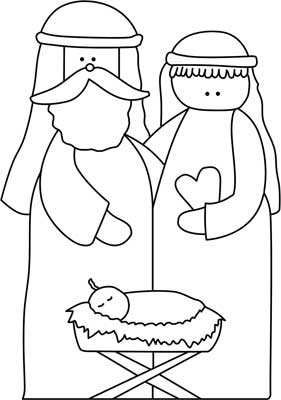 Nativity scene crafts wood craft ornament or outdoor for Nativity cut out patterns wood