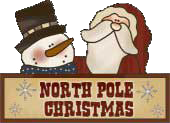 North Pole Christmas - Free Christmas Craft Patterns