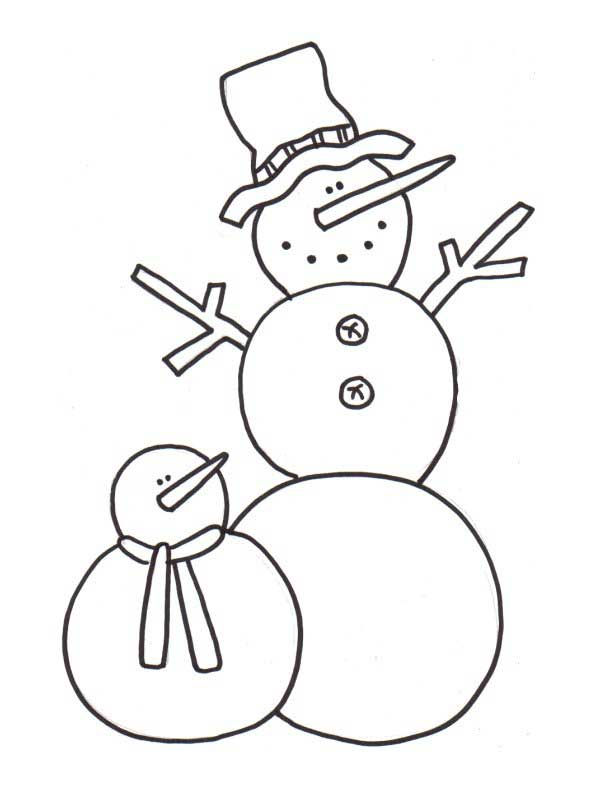 26 Christmas Coloring Pages Printable Merry Coloring Pages Snowman