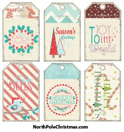 Distressed Hang Tags