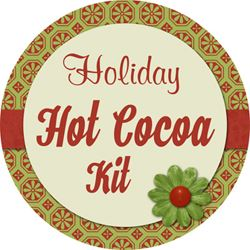 Hot Chocolate Kit Label