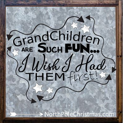 Grandchildren Quotes - 12 Grandkid Quotes, JPG or SVG at NorthPoleChristmas.com